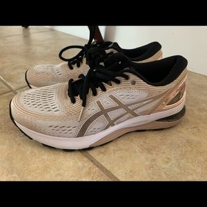 ASICS 21 gel nimbus platinum shoes